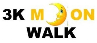 3K Moon Walk Logo