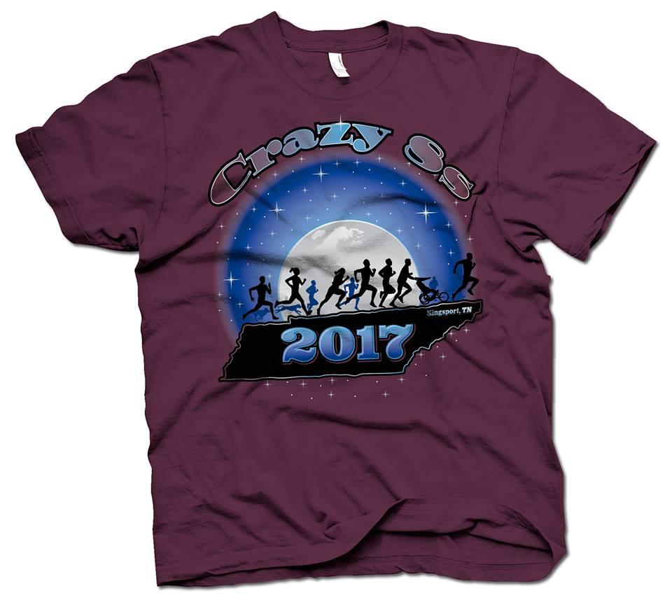 Crazy 8s 2017 Shirt