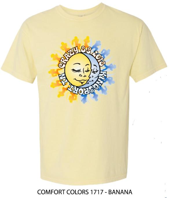 Crazy 8s 2018 T-shirt