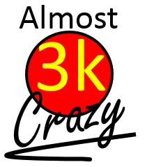 almost crazy 3k