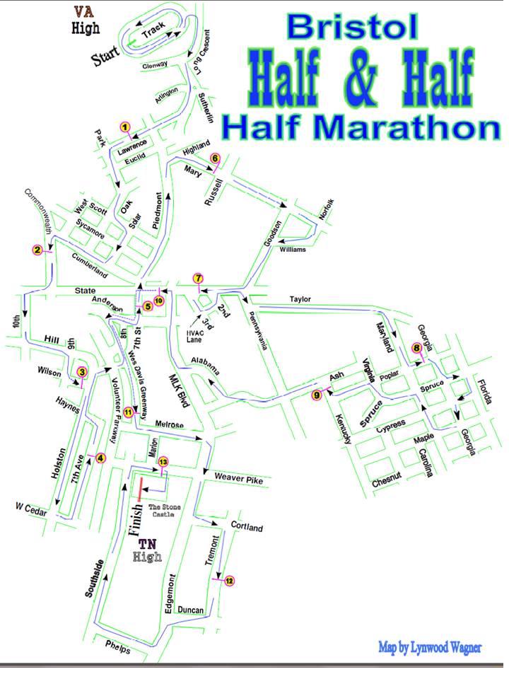 BHH-15 Map