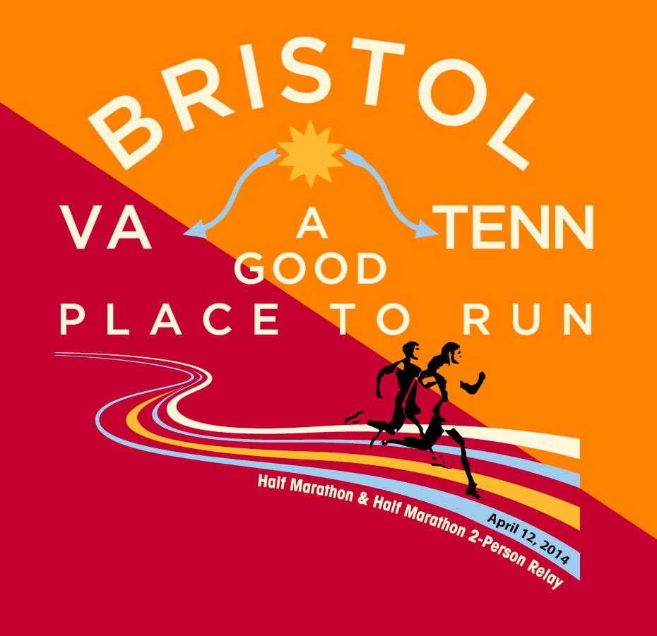 Bristol Half Logo