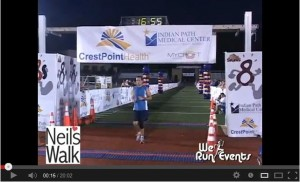 Neils Walk 2012 Video