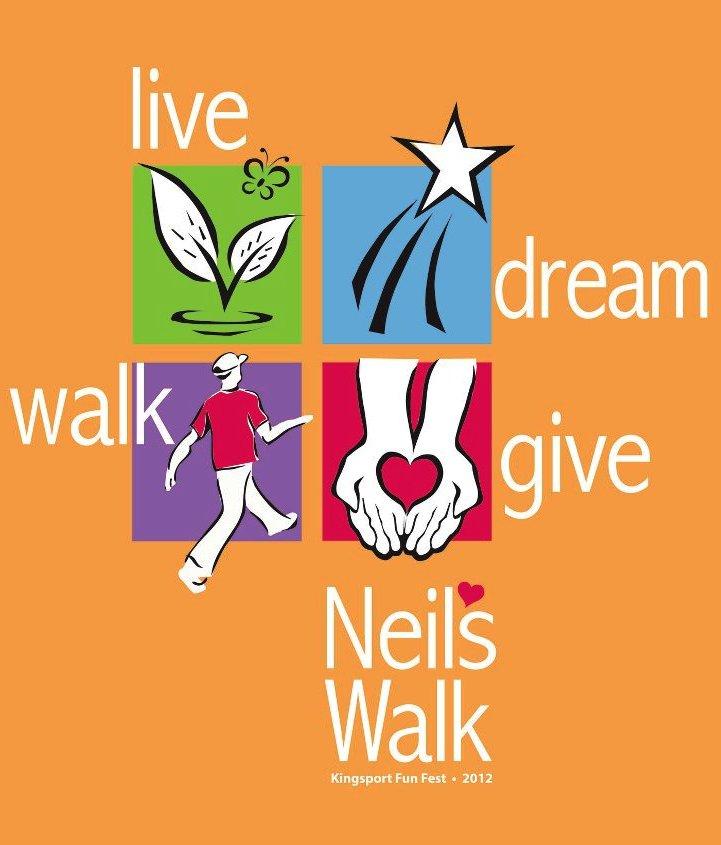 neils walk 2012