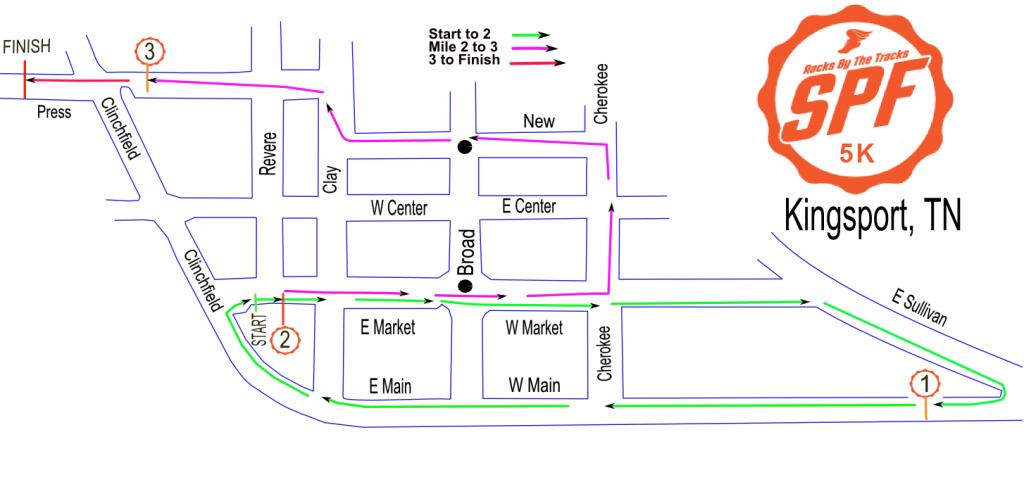 Racks5K16 Map